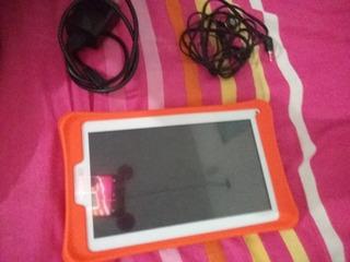 Tablet Philco Tp7a4n Con Funda ,cargador Y Auriculares