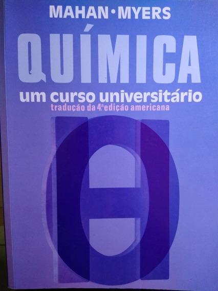 Química Um Curso Universitário(tradução Da 4 Ed Americana)