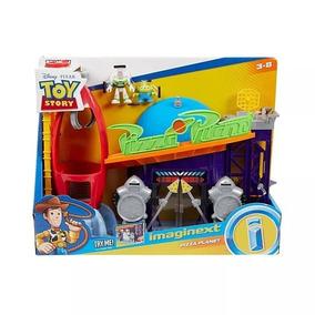 Novo Toy Story 4 Playset Imaginext Pizza Planet Mattel