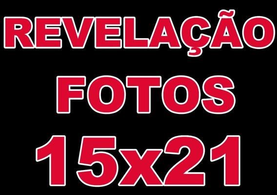 Revelar 90 Fotos 15x21 + 2 Albuns 40 Fotos 15x21