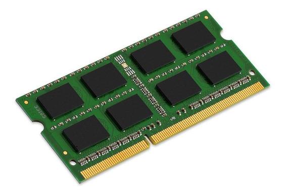 Memória Ddr3 4 Gb 1600 P/ Notebook Kvr16s11/4 Kingston
