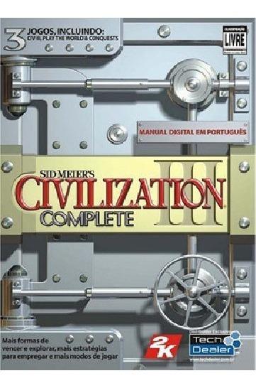 Game Pc Civilization 3 Complete