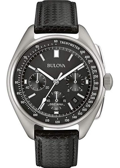 Reloj Bulova Moonwatch Colección Nuevo Entrega Inmediata