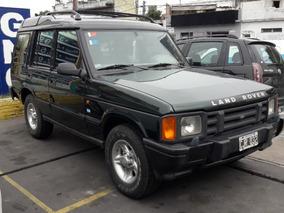 Land Rover Discovery Tdi 98 Cuero 7 Asientos, Oportunidad!!