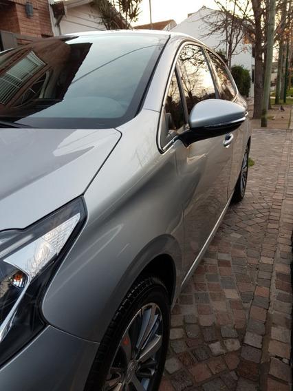 Peugeot 208 Feline Pack Cuero En Excelente Estado