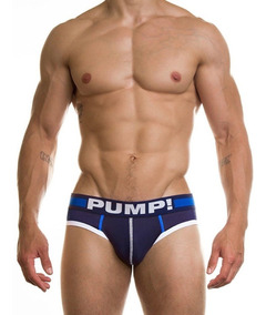 Brief Para Hombre Marca Pump! L 31-33 Inches
