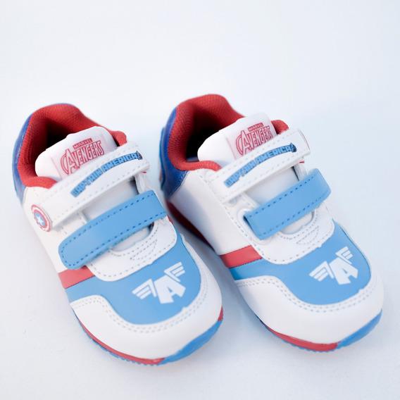 Zapatillas Marvel Casual Baby Av Capitan 180100306810