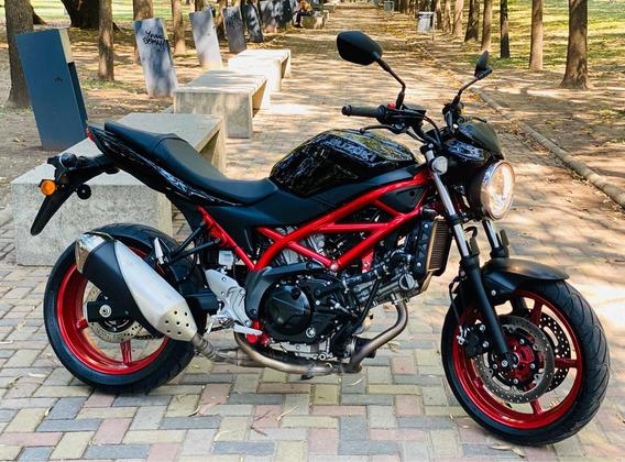 2018 Suzuki Sv 650