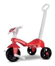 Triciclo Motoca Infantil Velotrol São Paulo Tchuco Samba Toy