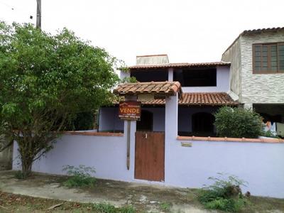 Ótima Casa Com 3 Quartos! - 384