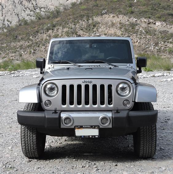 Blindada 2018 Jeep Wrangler Sahara 4 Plus Blindados