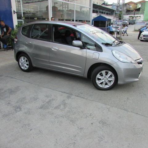 Fit 1.4 Lx Auto 2014 Cinza