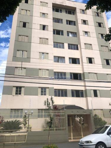 Apartamento Com 3 Dormitórios No Edifício Sofia À Venda, 78 M² Por R$ 266.000 - Jardim Vilas Boas - Londrina/pr - Ap1859