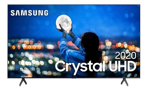 "Tv 50"" Led Samsung 4k - Ultra Hd Smart - Un50tu7000"