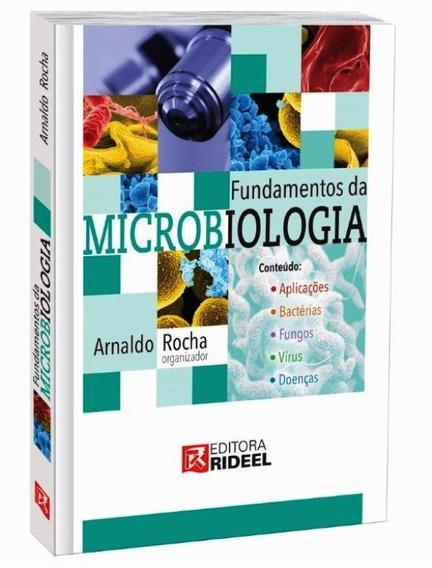 Livro Fundamentos Da Microbiologia - Editora Rideel