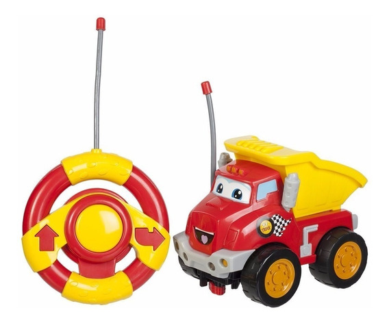 Carrinho De Controle Remoto - Chuck & Friends - Rollin Racer
