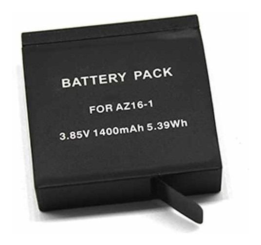 Bateria Xiaomi Yi 2 4k - 3.85v - 1480mah - 5.7wh - Az16-1
