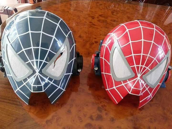Mascara De Spiderman