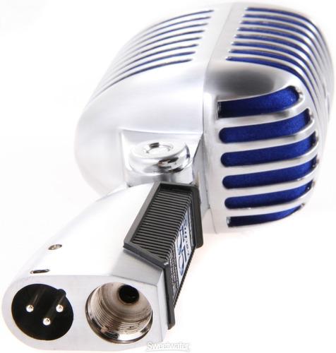 Micrófono Shure Super 55 Original Profesional