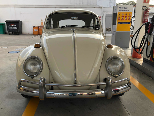 Imagem 1 de 15 de Volkswagen Fusca 1968 Garagem Retrô
