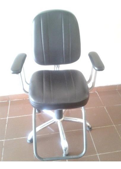 Silla Barberia Hidraulica