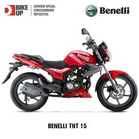 Benelli Tnt15 150 - Empadrona Gratis - 36 Cuotas - Bike Up