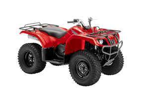 Yamaha Grizzly 350 4x4 0km - En Brm $ 150.000 Y Cuotas !