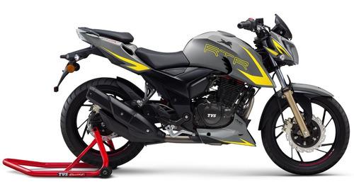 Tvs Rtr 200 Calle Bajaj Nacked Moto 999 No Ns