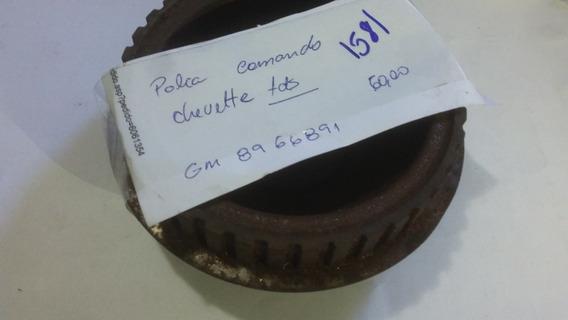 Polia Comando Chevette Todos Gm 08.966.891