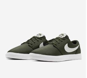 Tênis Nike Sb Portmore 2 Ultralight Verde Sequoia 880271-301