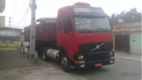 Conjunto De Caçamba Volvo Fh380