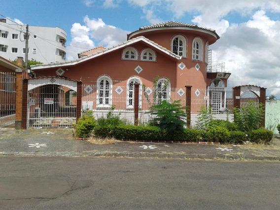 Casa Com 4 Dormitórios À Venda, 300 M² Por R$ 800.000 - Jardim Carvalho - Ponta Grossa/pr - Ca0311