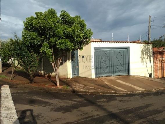 Casa Para Venda No Bairro Paulo Gomes Romeu, Zona Oeste Em Ribeirão Preto. - Ca00098 - 33755380