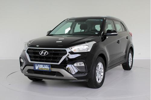 Hyundai Creta 1.6 Pulse Flex Manual 6m - 2018 - Preto