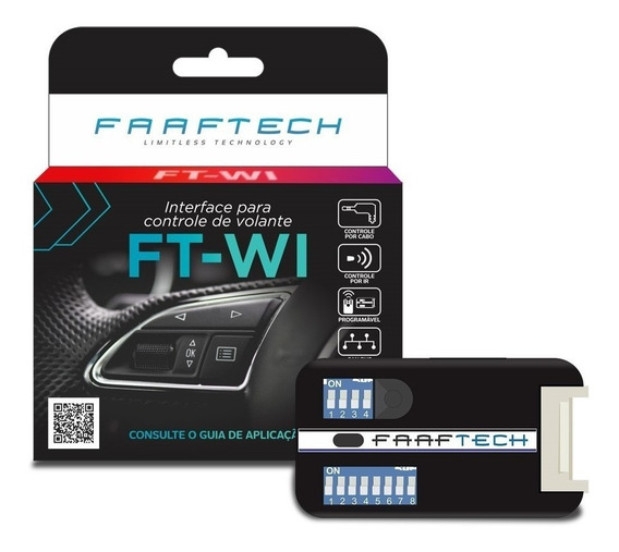 Interface De Volante Ft-wi Faaftech