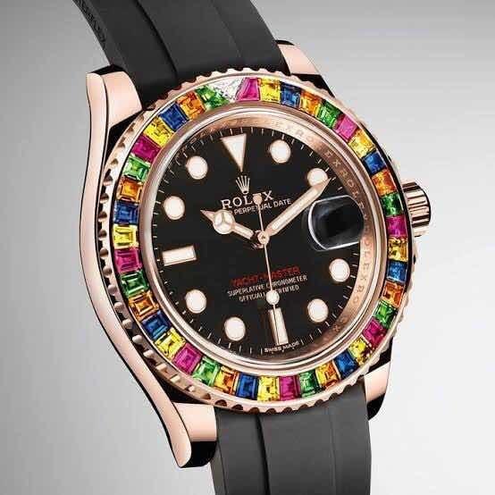 Rolex Rainbow