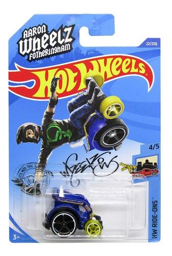 Carrinho Hot Wheel À Escolha - Edição Ride Ons - Mattel