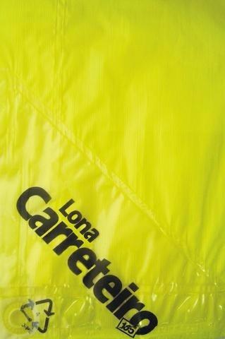 Lona Carreteiro Itap Impermeabilizante Amarelo 4x3 105micra