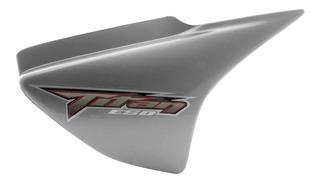 Cacha Bajo Derecho Cg Titan 150 13 Gris Honda