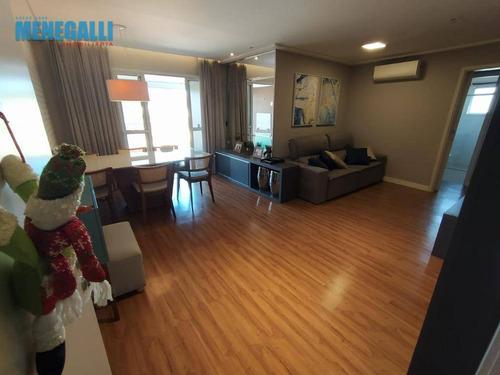 Apartamento Edifício Saint Louis -  Vila Rezende - Ap0457