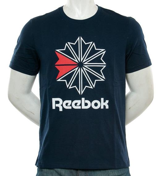 Remera Classics Big Logo Reebok Sport 78 Tienda Oficial