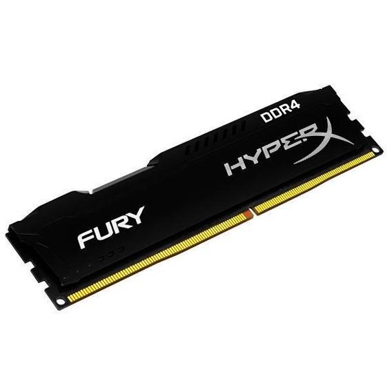 Memória Ram De 16gb Para Pc Hyperx Fury Hx424c15fb/16 Ddr4