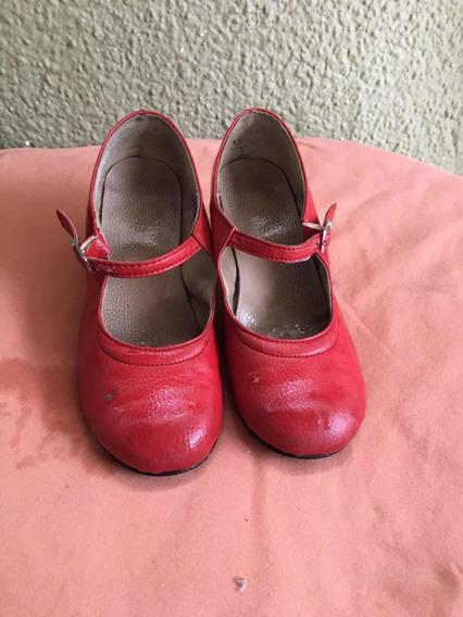 Zapatos Baile Flamenco Marca Reconocida