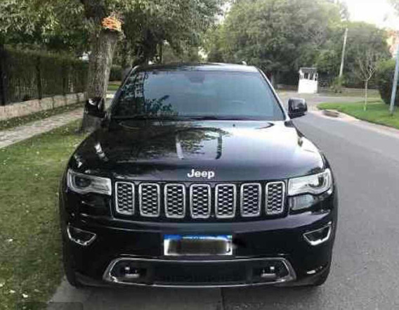 Jeep Grand Cherokee 2017 3.6 Overland 286hp At