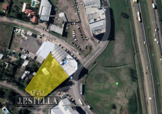 Fracción Comercial 3340 M²- Ideal Locales Comerciales - Acceso Oeste - Moreno