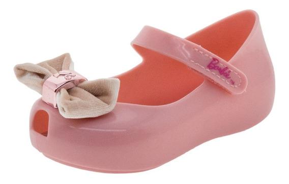 Sapatilha Infantil Baby Barbie Trends Rosa Grendene Kids - 2