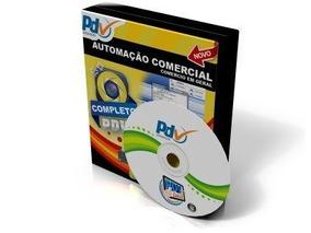 Sistema Completo P/ Loja Varejo, Carne, Pdv, Estoque, 2018