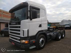Scania 124 360 / Cavalinho 6x4 Traçado
