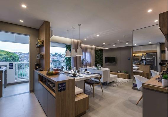 Apartamento Em Vila Rosália, Guarulhos/sp De 47m² 2 Quartos À Venda Por R$ 255.000,00 - Ap285750
