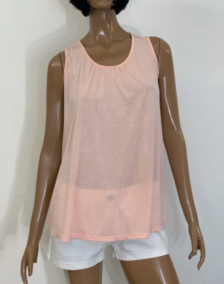 Musculosa Mujer Rosa Xl